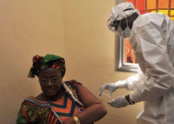 La nueva vacuna del ébola es eficaz al 100%