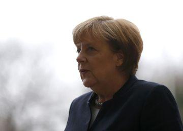 Feliz año, 'frau' Merkel