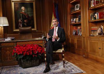 Felipe VI y la sociedad