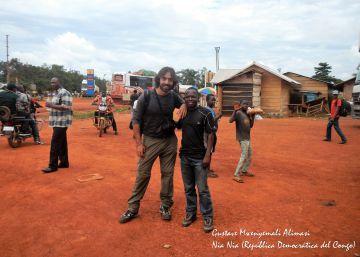 África a pedales (7): Pisando el Barro. La historia de un pequeño gran hombre