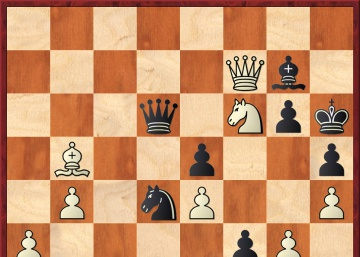 Carlsen muerde el polvo