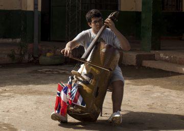 La orquesta que convierte la basura en música