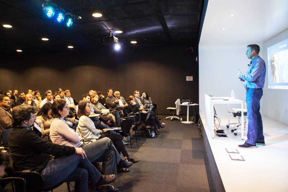 Reconocidos expertos como Steve Cadigan, exvicepresidente de LinkedIn, imparten un 'training' intensivo.