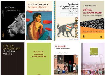 Portadas de la selección de 10 publicaciones de 2016.