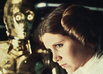 Carrie Fisher muere a los 60 años