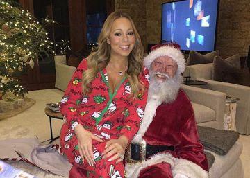 Así felicitan los famosos la Navidad en Instagram