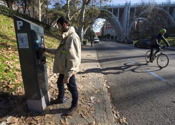Madrid activa la fase 3 de contaminación, en imágenes