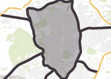 Fase 3 del protocolo por contaminación en Madrid