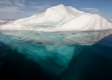 Sí, el invierno atípico del Ártico se debe a la influencia de los humanos en el clima
