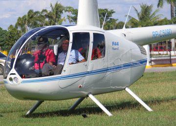 El presidente de Filipinas amenaza con lanzar a los corruptos desde un helicóptero