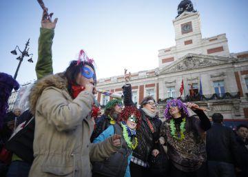 Las campanadas de la Puerta del Sol se adelantan a la Nochevieja
