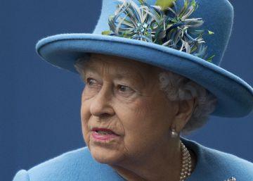 Isabel II sigue enferma y no asiste al servicio religioso de año nuevo