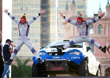 El Dakar 2017 sube el telón