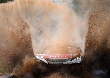 Las mejores imágenes del Dakar 2017