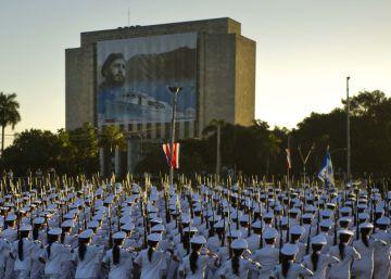 Cuba celebra 58 años de la Revolución