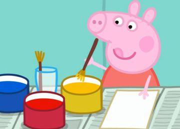 ¿Está 'Peppa Pig' destrozando la imaginación de los niños?