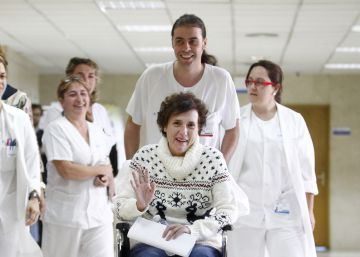 "Spanish Ebola survivor recalls ordeal: ""I felt Death leaning on my shoulder"""