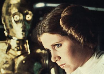 La póliza de 47 millones de Carrie Fisher que beneficia a Disney