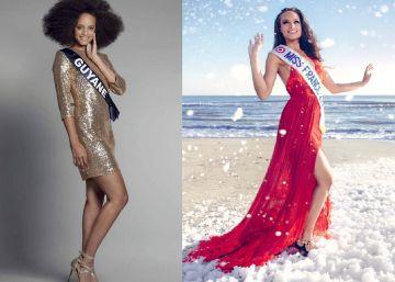 El sospechoso blanqueamiento de Miss Francia