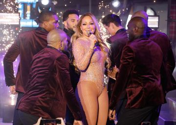 La productora Dick Clark niega que saboteara el concierto de Mariah Carey