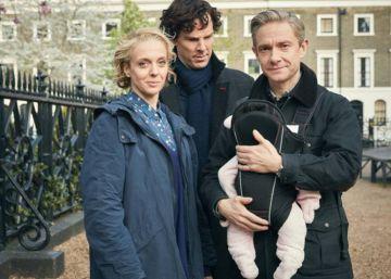 'Sherlock' empieza 2017 estrenando su cuarta temporada en Netflix