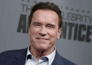 Schwarzenegger es el nuevo Donald Trump en televisión