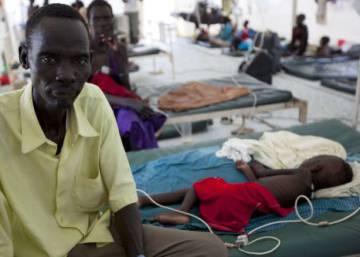 La OMS quiere dar la vacuna de la malaria a un millón de niños