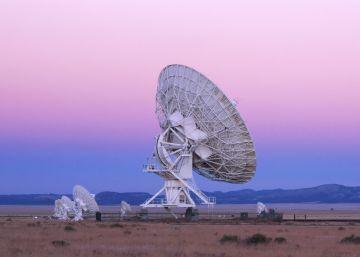 Localizado el origen de las misteriosas señales de radio de fuera de la galaxia