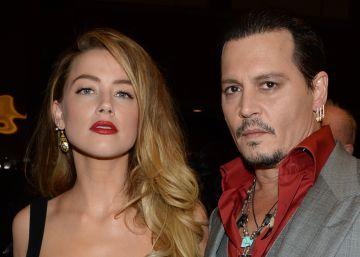 Amber Heard pide más dinero a Johnny Depp para pagar los costes del divorcio
