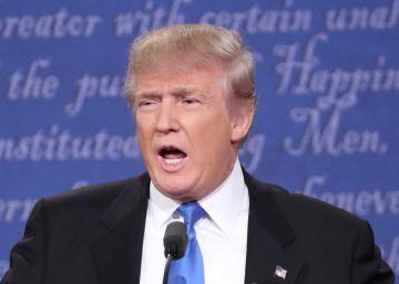 El huracán Trump