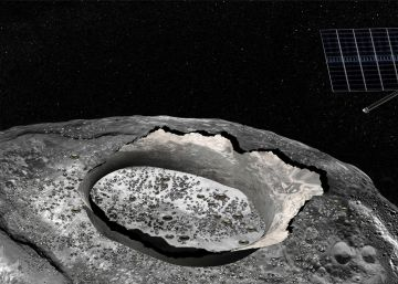 Misión espacial a un planeta desaparecido del Sistema Solar