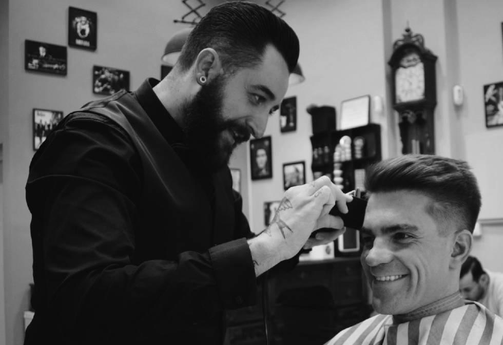 Corte de pelo hombre madrid