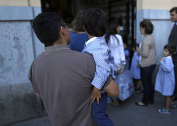 Padres despedidos por pedir una reducción de jornada