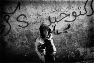 La fotorreportera Andreja Restek.