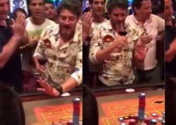 El dueño de las sandalias Ipanema gana miles de euros en un casino