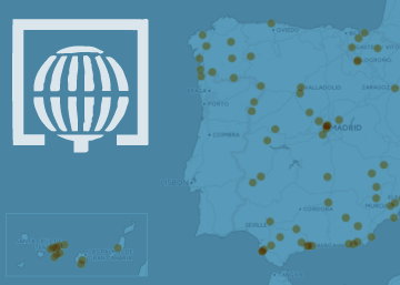 Localidades premiadas en 2017