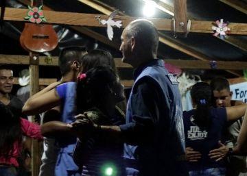 No es bueno bailar en Colombia si se vigila la paz
