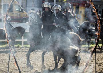 Así trabaja la unidad más antigua de la Policía Nacional