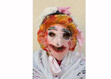 Baile de máscaras portuguesas