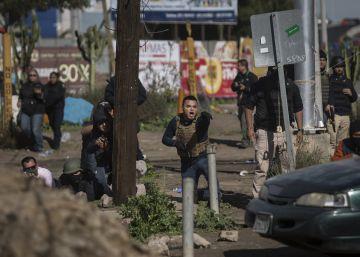 Saqueos y crisis política en México