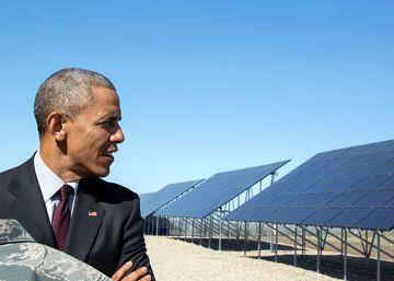 Obama usa la ciencia para poner 'verde' a Trump
