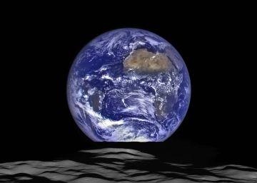 La Luna se formó tras muchos impactos catastróficos