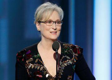Meryl Streep, el arte de dar discursos