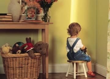 Los efectos en tus hijos del 'rincón de pensar' y otros castigos