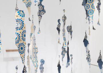 Artistas marroquíes que vienen a ocupar su mitad del cielo (y del suelo)