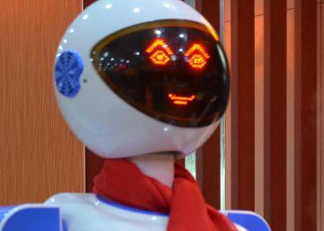 Los robots atacan