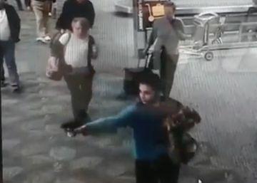 Un vídeo muestra el tiroteo en el aeropuerto de Florida