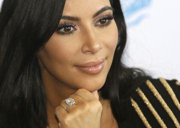 Detenido el chófer de Kim Kardashian