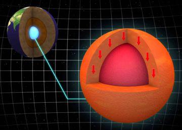 El misterioso tercer elemento del núcleo de la Tierra