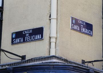 "Spain's ""sexist"" street names reveal history of gender discrimination"